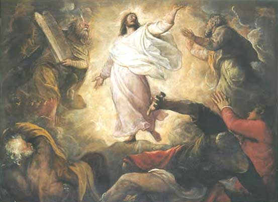 Vangelo-Luca-9,28b-36