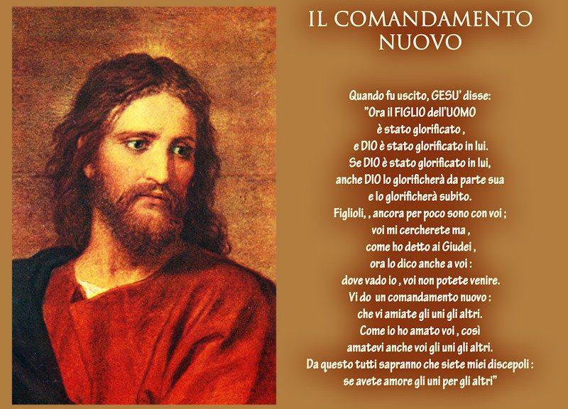 VI DO UN COM. NUOVO GV 13, 31 -35