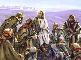 Lc 9,43-45   il Figlio dell'uomo sta per essere consegnato