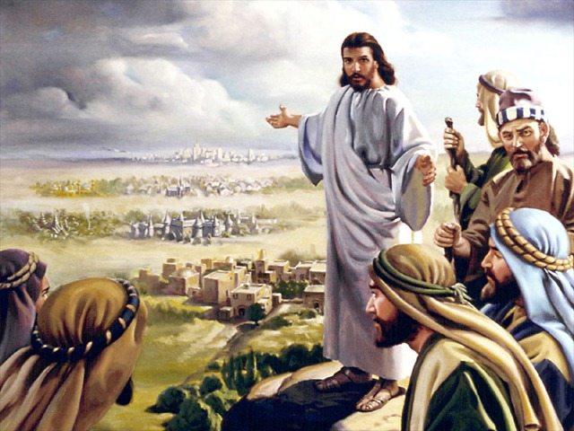 Lc 9,51-56 Gesù si incammina verso Gerusalemme. Ma essi non vollero riceverlo.