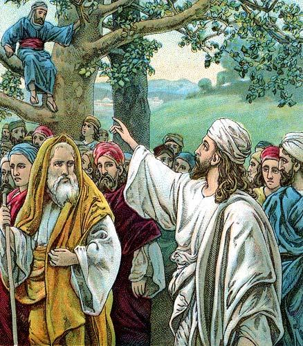 Lc 19,1-10   Perché Gesù cerca Zaccheo
